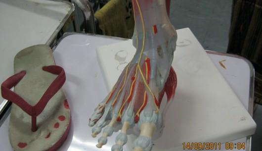 Mười lời khuyên về chăm sóc bàn chân
