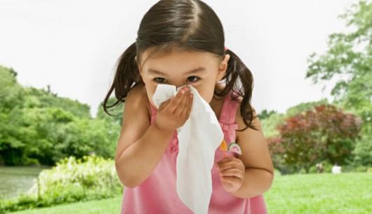 Nhận biết trẻ bị viêm xoang