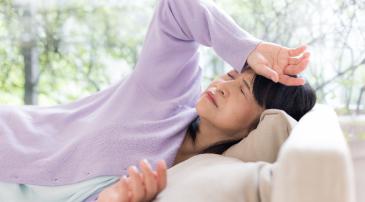 5 lý do gây chóng mặt sau khi ngủ dậy