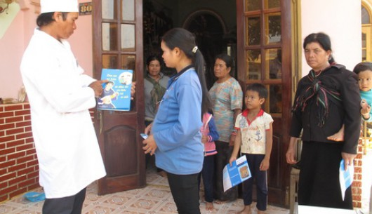 Củng cố y tế cơ sở, phát triển mô hình phòng khám bác sĩ gia đình
