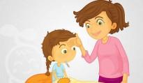 Chăm sóc đúng cách khi trẻ bị sốt
