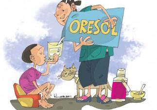 Dùng Oresol  sai cách có thể dẫn tới tử vong ở trẻ