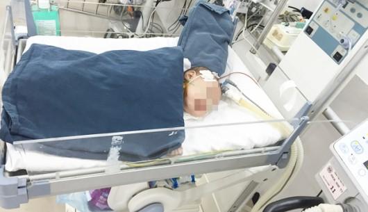 Chuyến xe cấp cứu liên tỉnh và ca phẫu thuật kịp thời đã cứu trẻ mắc bệnh tim phức tạp