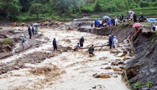 Ngành y tế đảm bảo an toàn cho bệnh nhân trong mùa mưa lũ